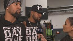 """https://www.youtube.com/watch?v=3aUf7T5ovR0 Jimmy and Jey Uso are done with the """"fun and games"""" and are poised to reclaim the SmackDown Tag Team Championship from The New Day at WWE Hell in a Cell. Get your first month of WWE Network for FREE: http://wwenetwork.com Subscribe to WWE..."""