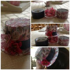 Mini Duct Tape Top Hat by Kathy. #DIY #creativity #ScotchStyle