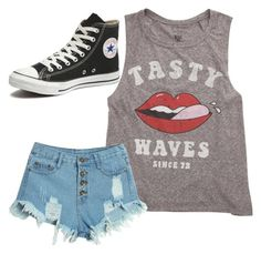 Designer Clothes, Shoes & Bags for Women Billabong, Converse Chuck Taylor, High Top Sneakers, Shoe Bag, Polyvore, Stuff To Buy, Shopping, Shoes, Collection