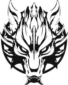 50 Viking Tattoo ideas: Nordic symbols and their meaning - Viking Tattoo Template Wolf Fenrir You are in the right place about 50 Wikinger Tattoo Ideen: Nordis - Cute Tattoos, Unique Tattoos, Beautiful Tattoos, Body Art Tattoos, Tribal Tattoos, Geometric Tattoos, Beautiful Eyes, Hand Tattoos, Sleeve Tattoos