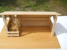Nativity Scene Stable / Shed