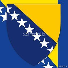 bosnia and herzegovina coat of arms
