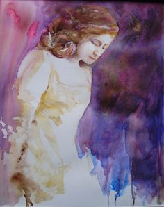 First Night, watercolour painting Watercolour Painting, First Night, Paintings, Art, Art Background, Paint, Painting Art, Kunst, Painting
