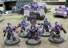 Emperors Children Terminators