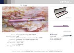Promocionales Corporativos 3F Pink