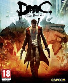 Review DmC - #DevilMayCry, action #capcom for #ps3 #xbox360