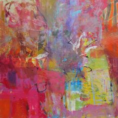 painting by Nina Rostkowska
