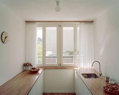 WOHNUNG THERESIENSTRASSE : MAX OTTO ZITZELSBERGER Alcove, Bad, Bathtub, Bathroom, Windows, Architecture, Homes, Standing Bath, Washroom