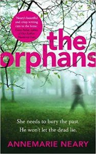 The Orphans by Annemarie Neary. The children turn around to find their parents gone ... Psychological novel.