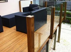 Glass Balustrade 10 mm - Photo 4