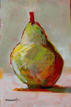 Pear 73, Robert Burridge