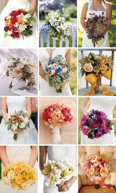 We picked our favorite bridal bouquets from real weddings -- see which ones made the cut! http://thebridesguide.marthastewartweddings.com/2012/04/real-weddings-round-up-best-of-bouquets.html