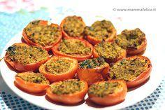 Ricette microonde: Pomodori ripieni