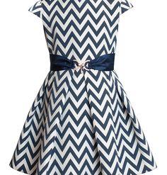 SUKIENKA WIZYTOWA DZIEWCZĘCA, SLY - buy4kids - sukienki dla dziewczynek