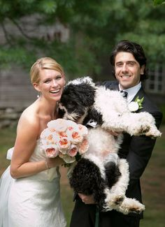 How to Incorporate a Pet into Your Wedding Day
