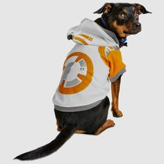 Star Wars BB-8 Pet Hoodie       >>> Deal of the day    http://amzn.to/2bHOhUJ