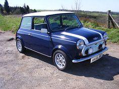 eBay: Mini Mayfair Automatic,1983, 34,000 Miles From New #classicmini #mini