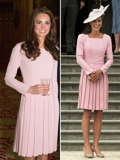 Kate Middleton wears the same dress twice in 11 days. We say: Awesome! What do you think?