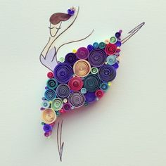Interview: Artist Quits Day Job to Pursue Passion for Beautifully Quilled Paper Art - My Modern Met