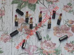 Review lipstick lokal Purbasari Lipstick Color Matte Murah Meriah
