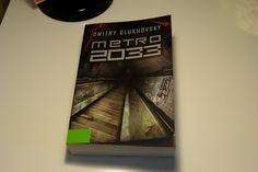 Dmitry Glukhovsky - Metro 2033 - Recenzjonistycznie #Metro2033