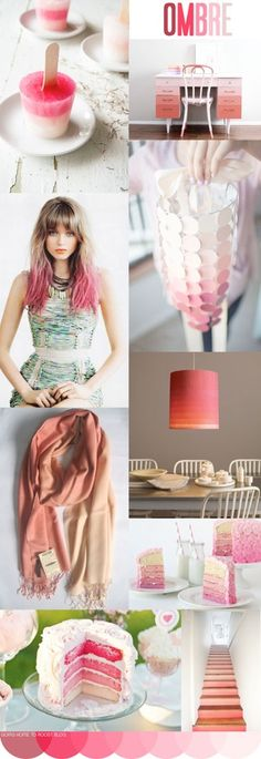 ombre, ombre everywhere! color-color-color