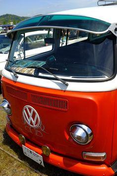VW Van - Fuji