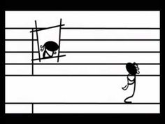 Watch the notes come to life in this animation of the Bolero. Also some good information about the piece.