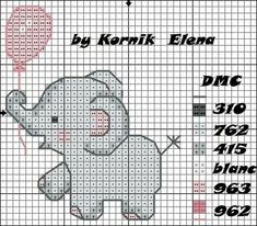 Latest Pics Cross Stitch baby Strategies Baby Elephant Blowing Hearts – (Graph AND Row-by-Row Written Crochet Instructions) – 03 – Cro Tiny Cross Stitch, Baby Cross Stitch Patterns, Cross Stitch For Kids, Cross Stitch Borders, Cross Stitch Kits, Cross Stitch Designs, Cross Stitching, Cross Stitch Embroidery, Elephant Cross Stitch