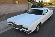 Apart from the period aluminum wheels, this 1971 Mercury Grand Marquis is remarkably stock. American Classic Cars, American Muscle Cars, Mercury Marquis, Edsel Ford, Mercury Cars, Grand Marquis, Best Barns, Lincoln Mercury, Us Cars