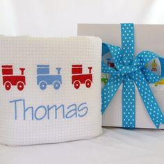Baby Blanket - In Training #baby-blanket #new-born-baby-blanket #personalised-baby-blanket #personalised-baby-gift #personalised-baby-gift-hamper #personalised-gift #unique-baby-gift-hamper