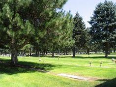 North Platte Cemetery  North Platte  Lincoln County  Nebraska  USA