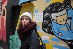 carmen + streetart @Carmen Silva