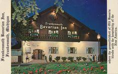 Frankenmuth Bavarian Inn - Frankenmuth, Michigan