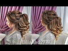 Красивые прически пошагово.Средний хвост - YouTube Dreadlocks, Hair Styles, Youtube, Beauty, Hair, Hair Plait Styles, Hair Makeup, Hairdos, Haircut Styles