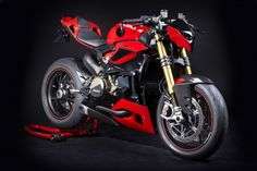 Hertrampf Racing's #Ducati Panigale 1199 Streetfighter