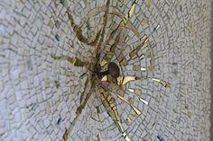 Nulla è come appare (particolare) Mosaic by Dino Maccini