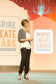 Shelli Gardner, Stampin' Up! CEO