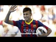 Top Current Best Wingers In World Soccer Neymar (Barcelona) Neymar Barcelona, Top Soccer, Soccer Stars, Neymar Football, Neymar Jr, Good Soccer Players, Football Players, Psg, Cristiano Ronaldo