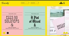 CREATIVE BACKGROUND STYLES AND TRENDS IN WEB DESIGN
