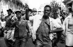 25 photos vintage qui illustrent la culture de fête de la Nouvelle-Orléans