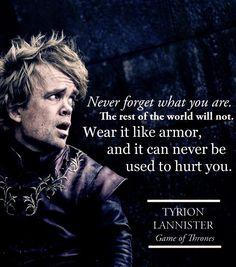 Tyrion Lannister for President.