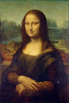 La Gioconda Autore Leonardo da Vinci Data 1503–1514 circa Tecnica olio su tavola Dimensioni 77 cm × 53 cm Ubicazione Musée du Louvre, Parigi