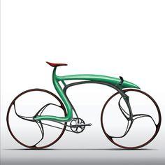Concept track bike from designer Alex Suvajac