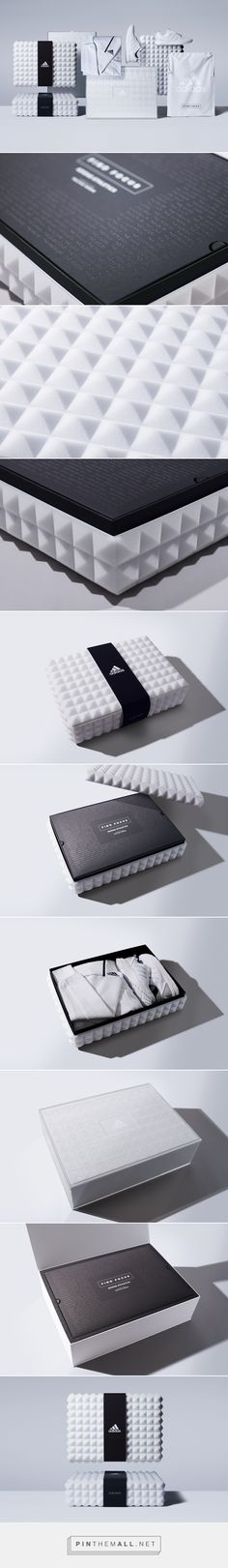 Adidas Athletics packaging design by Colt - http://www.packagingoftheworld.com/2016/10/adidas-athletics.html