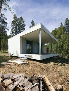 // Williams Cabin //  Stephen Atkinson Architecture www.studioatkinson.com