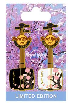 Hard Rock Cafe Japan - Limited Pins