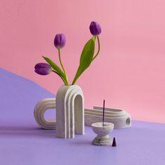 Scala Bud Vase by Extra