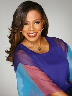 Sheryl Lee Ralph - love the hair