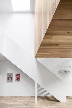 EM Architecture : Maison Mentana
